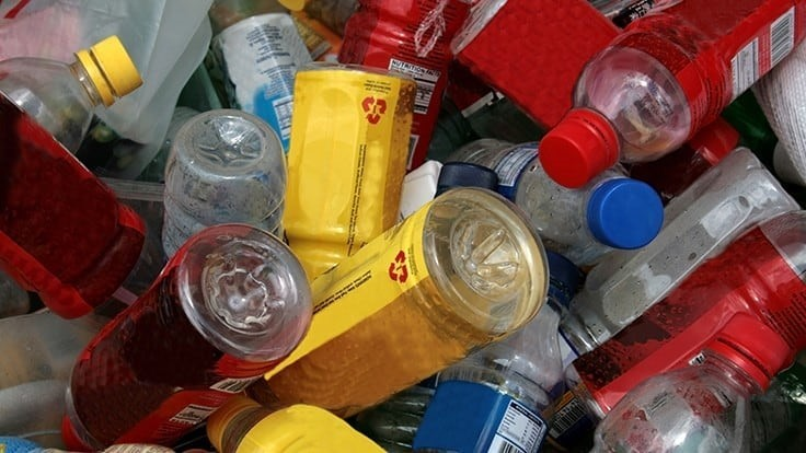 EU approves tax on nonrecycled plastic