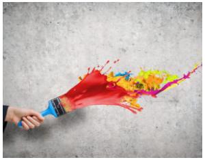 استفاده از قدرت رنگ در مارک تجاری و تبلیغات