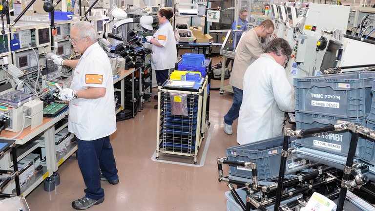 کارخانه آینده نیازمند ترکیب کاملاً جدیدی از مهارتها است