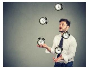 حذف ۵ افسانه مدیریت زمان که باعث کاهش بهره وری شما می شود