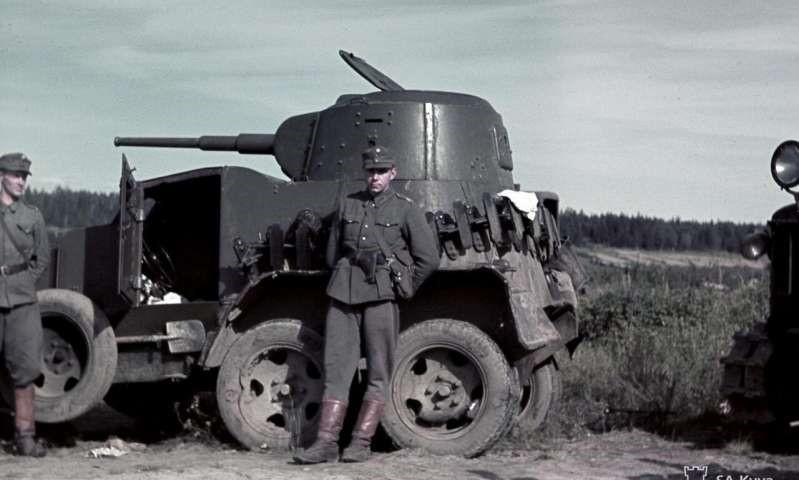 تجزیه و تحلیل هوش مصنوعی درباره هزاران عکس جنگ جهانی دوم