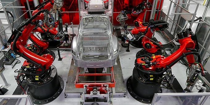 Which Technologies Are Revolutionizing Auto Manufacturing?
