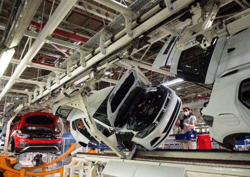 European car manufacturers have been seeking Taiwan's help to address a global shortage of computer chips